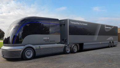 Photo of هيونداي تكشف عن شاحنة مستقبلية تعمل بالهيدروجين