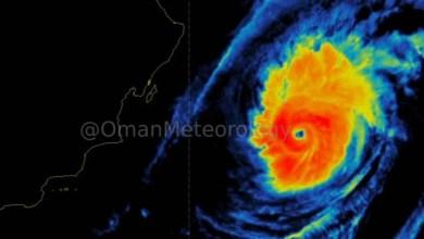 Photo of آخر أخبار و مستجدات الإعصار كيار في سلطنة عمان