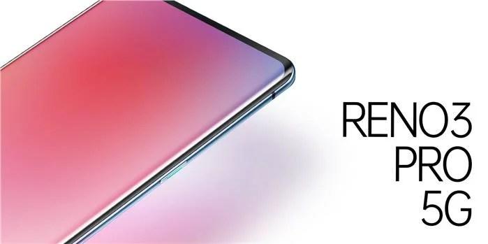 26 من ديسمبر الإعلان الرسمي عن هواتف Reno3 5G و Reno3 Pro 5G - تقني نت التكنولوجيا