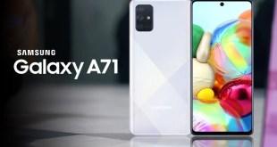 طرح هاتف سامسونج Galaxy A71 بالإمارات تعرف على المواصفات - تقني نت التكنولوجيا