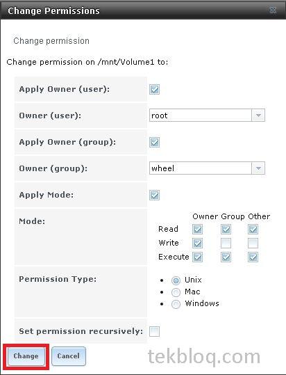 How to configure a FTP server on FreeNAS? | TekBloq