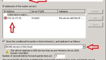 Add a Forward Lookup Zone on a DNS Server – Windows Server 2008 R2