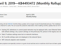 Starting April Monthly Rollup updates will no longer include