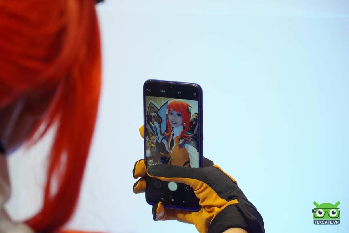 Trên tay Redmi Note 8