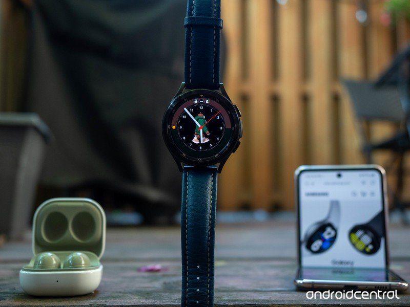 Đồng hồ thông minh samsung