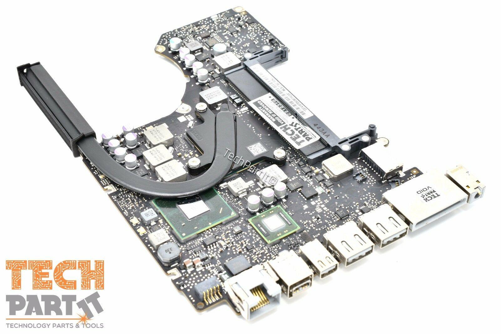 "Apple MacBook Pro 13/"" Logic Board A1278 Mid-2012 820-3115-B **Parts//Repair**"
