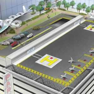 Uber is exploring the use of flying cars