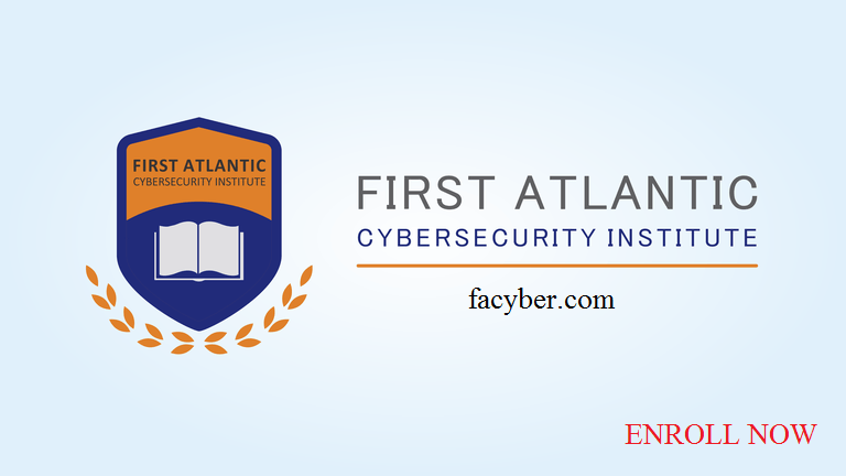Detailed First Atlantic Cybersecurity Institute Programs' Table of Contents
