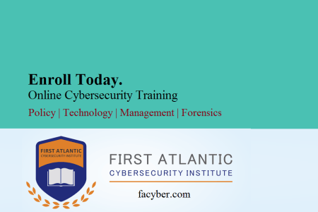 Get Ahead  – Enroll for Cybersecurity courses on Policy, Management, Technology and Digital Forensics. Limited scholarships available