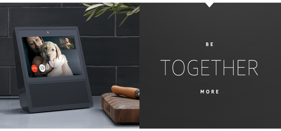 How Innovative Is Amazon Echo Show?