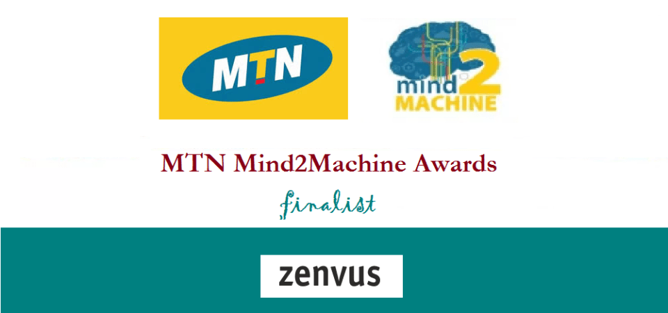 MTN South Africa Shortlists Zenvus For MTN Mind2Machine IoT Award Finals