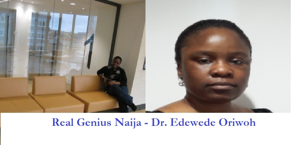 Nigeria-Born Dr. Edewede Oriwoh, Now In UK, Is An Eminent Cyber Security Engineer: Real Genius Naija