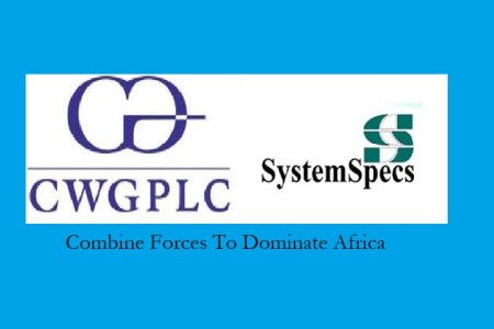 "CWG Plc Should ""Merge"" With SystemSpecs"
