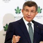 Gelecek Partisi lideri Ahmet Davutoğlu'ndan 2001 krizi uyarısı