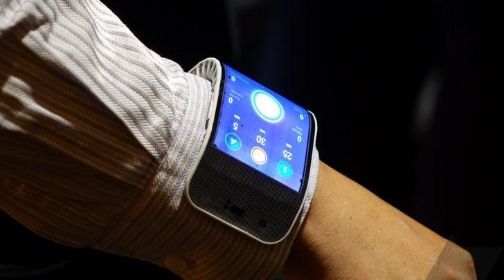 Foldable Display Smartphone