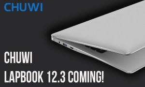 Chuwi Lapbook 12.3