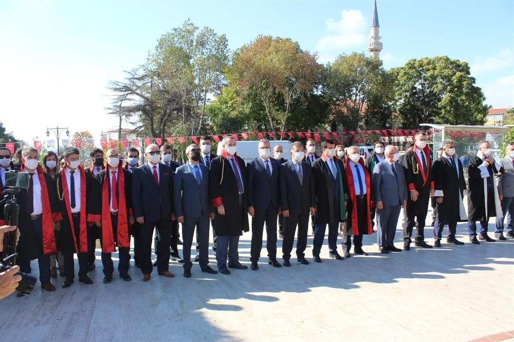 Tekirdağ'da Adli Yıl açılışı töreni