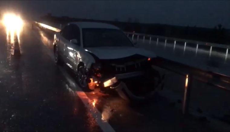 Alkollü ve ehliyetsiz sürücü dehşet saçtı: 1 yaralı