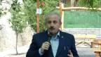 """TBMM Başkanı Prof. Dr. Mustafa Şentop hem AB hem de ABD'ye sert çıktı: """"Böyle çifte standartlı bir dünyaya Türkiye'nin tahammülü yok"""""""