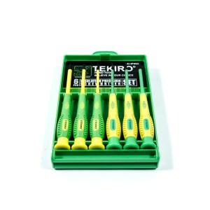 Insulation Precision Screwdriver Set 6 Pcs