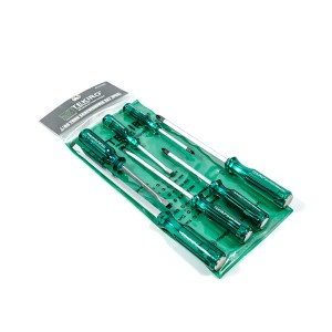 Go Thru Screwdriver Set 7 Pcs
