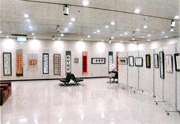 香楓会書作展072