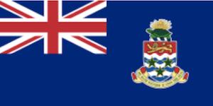 英国海外領土ケイマンの国旗