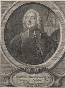アベプレヴォの肖像