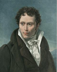 ショーペンハウエルの肖像