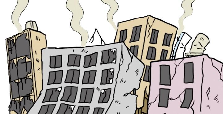 耐震診断で建物を守る4つのポイント