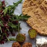 Glutenfrie marokanske fladbrød