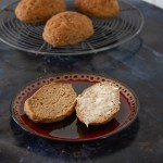 glutenfrie frokostboller med spinat