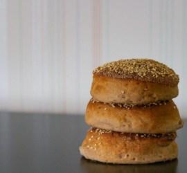 glutenfri burgerbolle - spørgsmål og svar om glutenfri bagning