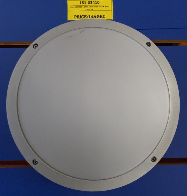Svet-k FD023-1 20W Silver Grey 6000K IP65 (TEKL)16