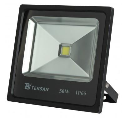 LED TS050 50W 6000K BLACK