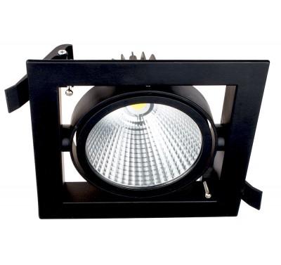 LED DL30 30W BLACK 5700K