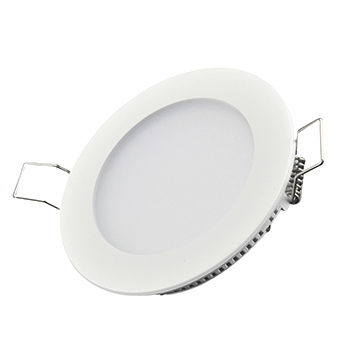 Sv-k LED SLIM ROUND PANEL 6W NEW 6000K (MS)80