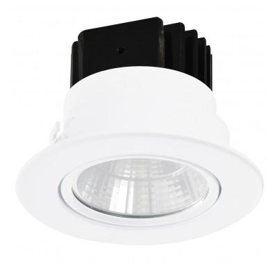 Spot LED COB 5W 6000K WHITE (TEKLED) 100sht