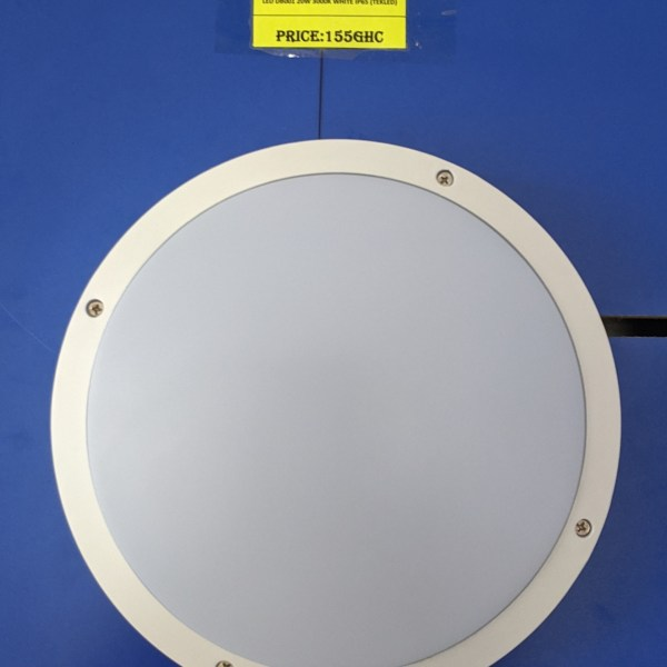 LED DB001 20W 3000K WHITE IP65 (TEKLED)