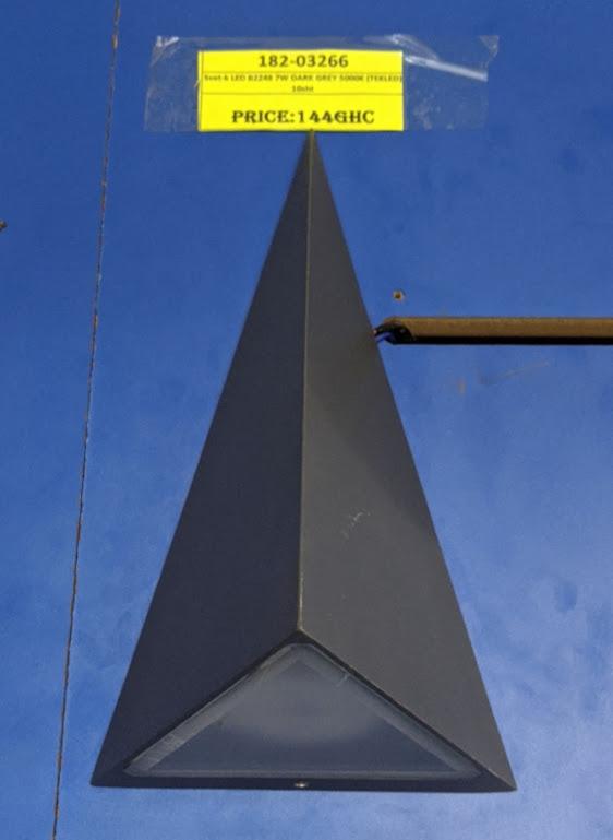 Svet-k LED B2248 7W DARK GREY 5000K (TEKLED) 10sht