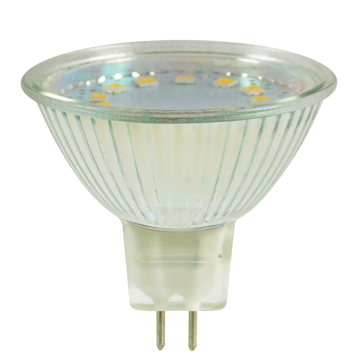 Lampa LED MR16 3W 210LM 2700K GU5,3 12V (TL)100sht