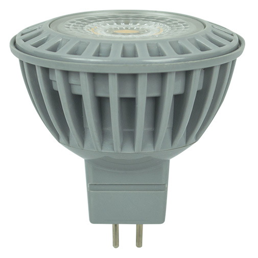 Lampa LED JCDR COB 6W 450LM 6500K (TL)100sht