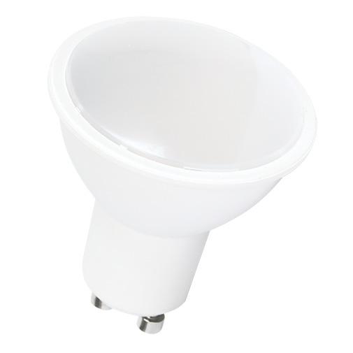 Lampa LED GU10 5W 5000K 420LM230V(ECOLITELED)100sh