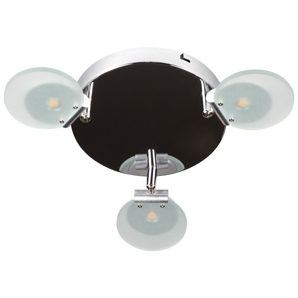 Lyustra LED 10703 3X5W 2700K (ASYA-AVIZE)6sht