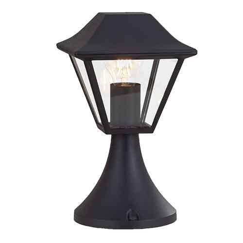 Svet-k RH1876A M.BLACK E27 na stoike (TEKSAN) 10sh