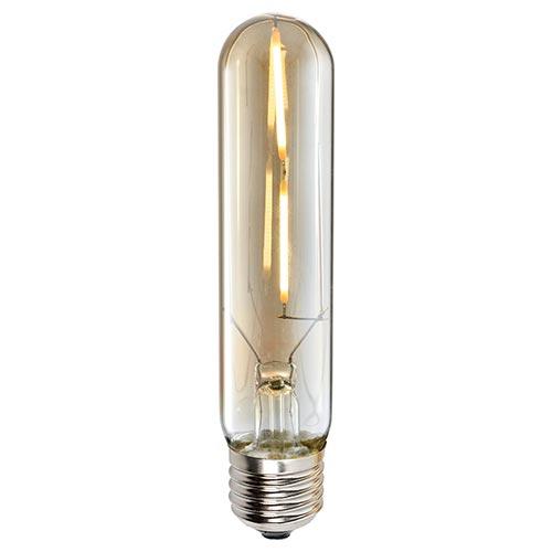 Lampa LED T125 4W AMBER E27 2700K 220V (TL)100sh