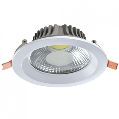 Sv.DOWNLIGHT LED AVENA NEW COB 30W WH 5000K(TT)20