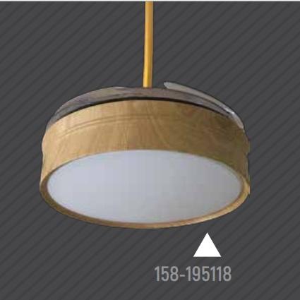 TEKFAN 36w 3000k-5000k wooden