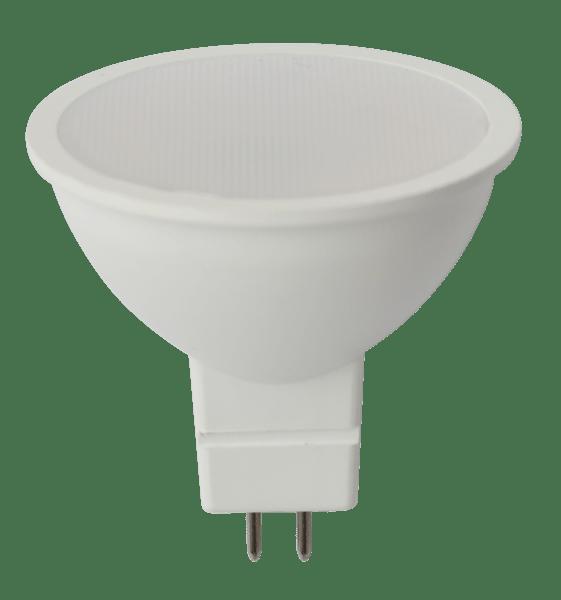 LAMPA LED JCDR 560LM 7W 6000K GU5.3 OPAL (ECOLIGHT) 200pcs