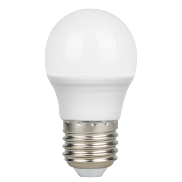 LAMPA LED G45 500LM 6W 6000K E27 (TECHNOLIGHT)